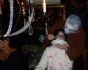 Actor Casa de los Horrores