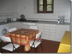 Cocina Casa Rural