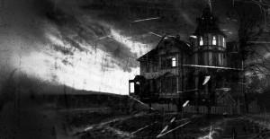 Alojamiento de miedo terror